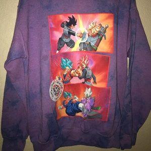Dragon Ball Z crew neck